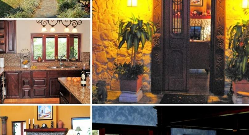 Palmira Stunning One story Mountain Estate Home