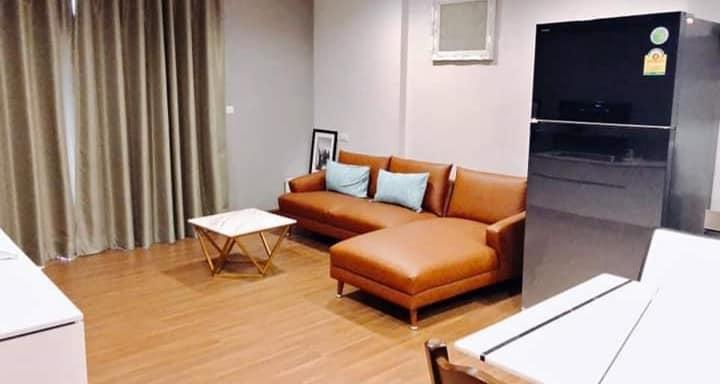 FOR RENT THE MUSE CONDOMINIUM AT Sukhumvit Soi 64/2 , BTS PUNNAWITHI Type 2 bedroom 2 bathroom S