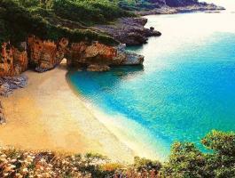 GREECE - PELION, Tsagkarada, Land/ plot 5,800m2 with sea view in the Aegean
