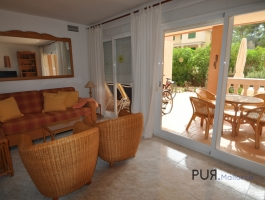 Paguera - La Romana. Small, very well-kept facility. Walking distance to the beach. In a calm neighborhood.