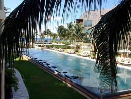 A classy condo located in Playa Del Carmen