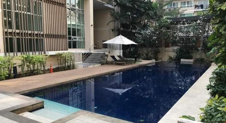 Newly renovate condo for rent at Thonglor Type 2 bedroom 2 bathroom Size 75