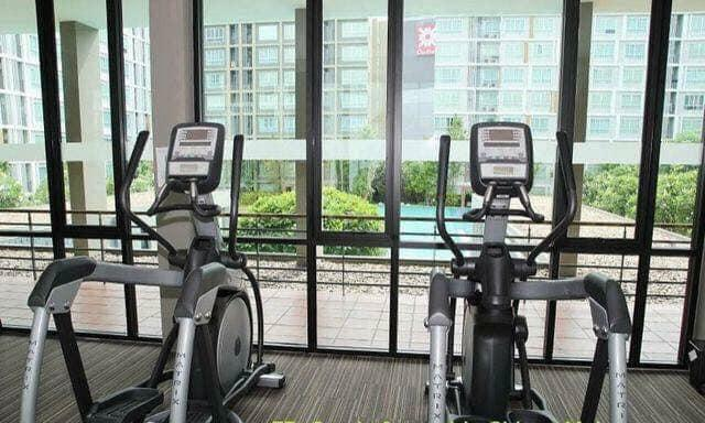 A 31Sq M. one bedrooms apartment on 2th floor at D sign Condo .