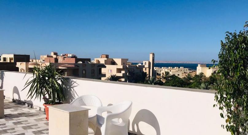 Apartments for rent. Hurghada Intercontinental. Topaz