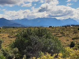 Spectacular lot in the East of Bariloche
