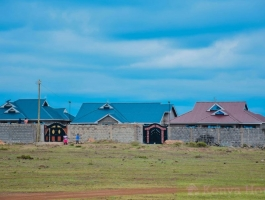 50 BY 100 CONTROLLED RESIDENTIAL PLOT FOR SALE IN JUJA