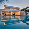 Modern new built villa with sea views in Benissa | Fustera