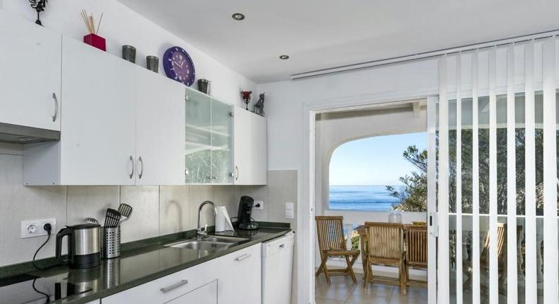 An apartment with a sea view. In Port Andratx. It has always been your...