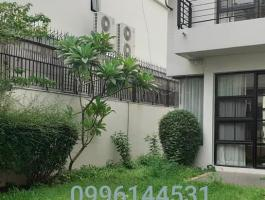 Single house for rent at Ekamai Bangkok