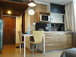 A 30Sq M apartment on 10th floor at JC Hill Condo