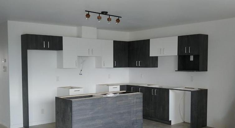 4 ½ and 5 ½ NEW, LUXURIOUS CONSTRUCTION- August 2020