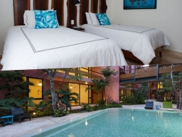 Incredible opportunity to invest in a luxurious apartment in Tulum.