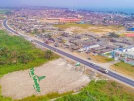 Confident investors are especially interested in commercial land