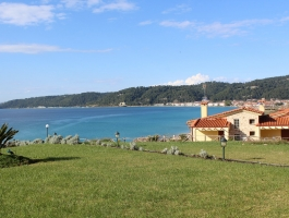 The Country House is 360sq.m, three levels, first in the sea in Fourka Kassandra Halkidiki Greece
