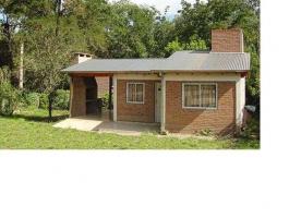Alquiler de casa en Calamuchita