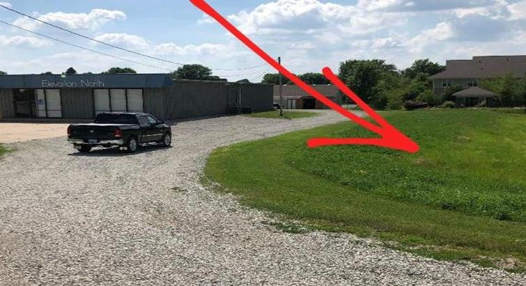 Build your dream business and OWN the land! In town LOT for sale on Austin