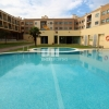 Excellent 2 + 1 bedroom apartment, with terrace, in gated community with pool