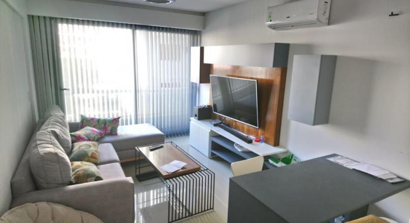 The best area of Caballito, OWN GARAGE beautiful pool with great view Gym