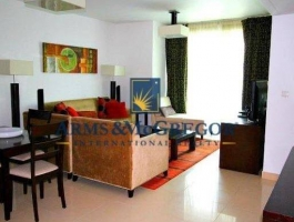 Property : Furnished one bedroom in Laguna tower for rent