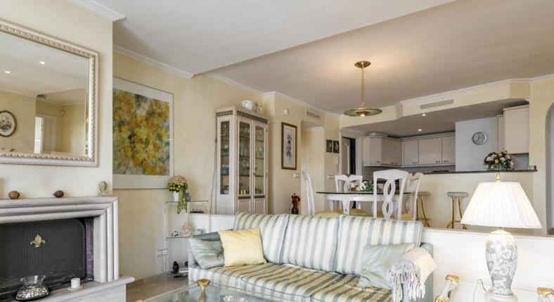 Costa Calma. Apartment. Sea view. Grandiose. Small facility. High-quality.