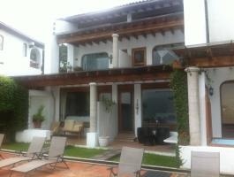 Casa en Condominio con vistas panorámicas al Lago de Valle de Bravo