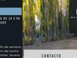 I sell land in Barda del Medio