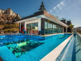 Mansion Villa in Kargıcak, Alanya, TURKEY