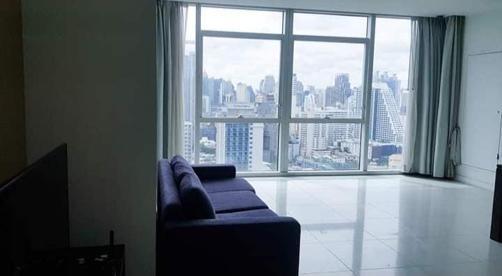 For rent Athenee Residence near BTS Plenchit Type 3 bedroom 3 bedroom