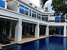Luxury Modern Style Pool Villa for sale in Huay Yai