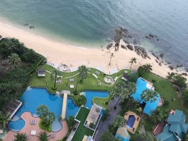 Palm Wongamat Luxury Apartment Pattaya Thailand