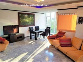 Corner apartment at Siam Oriental Twins - Pattaya property for sale