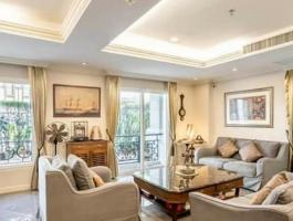 RENTING 3BR 197 Sqm luxurious and fully furnished condo