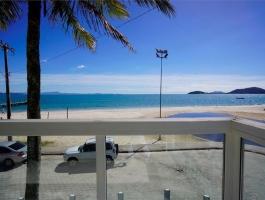 FRENTE MAR Canasvieiras-FLORIANÓPOLIS-BRAZIL-Ap 2Dorm Financiamiento Constructora