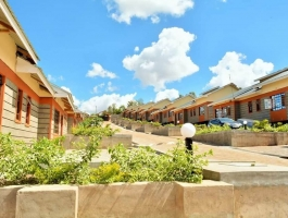 DEAL OF THE MONTH! NEAT 3 BEDROOM BUNGALOW OFF THIKA ROAD IN A GATED COMMUNITY