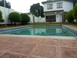 Double Storey Two bedrooms fully furnished for rent