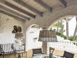 Costa Calma. A hint of Ibiza. White villa. The price. Surprised.