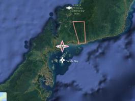 BEAHC LOT FOR SALE AT SAN RAFAEL, PUERTO PRINCESA, PALAWAN, PHILIPPINES