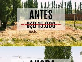 LAND FOR SALE, 360 m², CAMINO DEL SOL, PLOTTIER