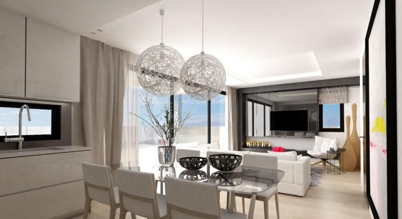 3 Bed apartment Brand New in Drosia, Larnaca