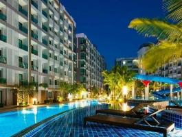 Dusit Grand Park Resort Condo ,Jomtien