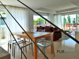 The north is calling. Exclusive penthouse apartment. 200 m to the beach.