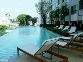 The base Condo for Sale Pool view under thai quota hot price only 3.5 mb