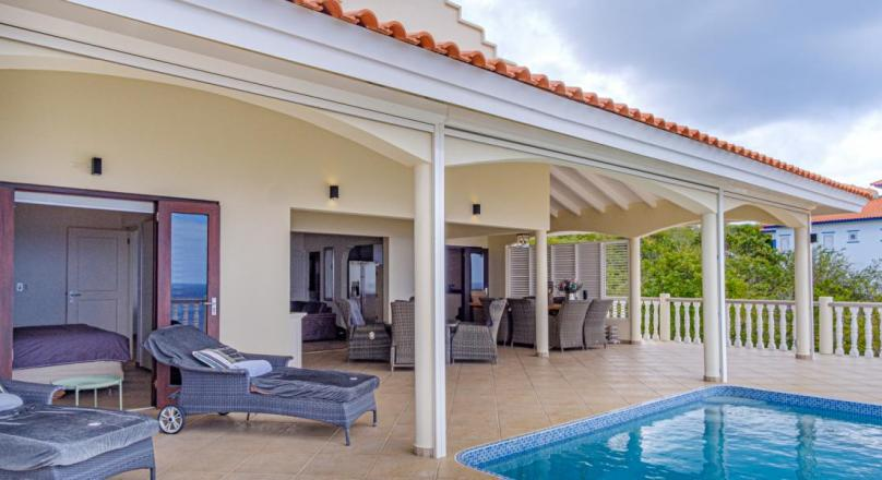 Villa 643 is a fantastic Caribbean villa