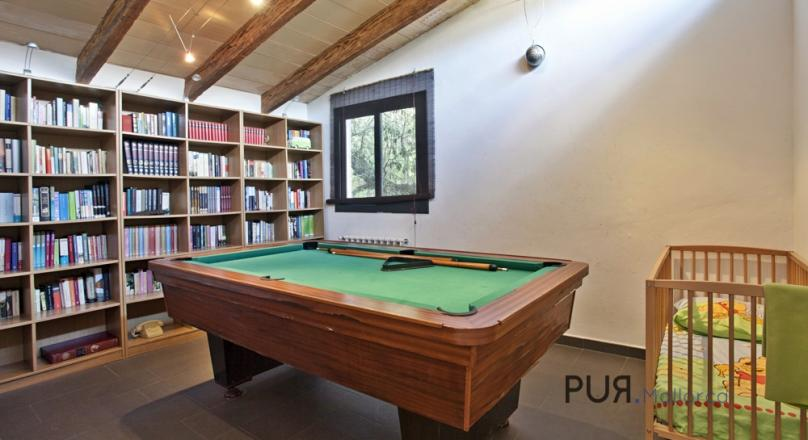 In the middle of the wellness area. Campanet. Finca. With vacation rental license.