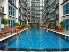 FOR RENT / THE AVENUE RESIDENCE ( USD 600 )