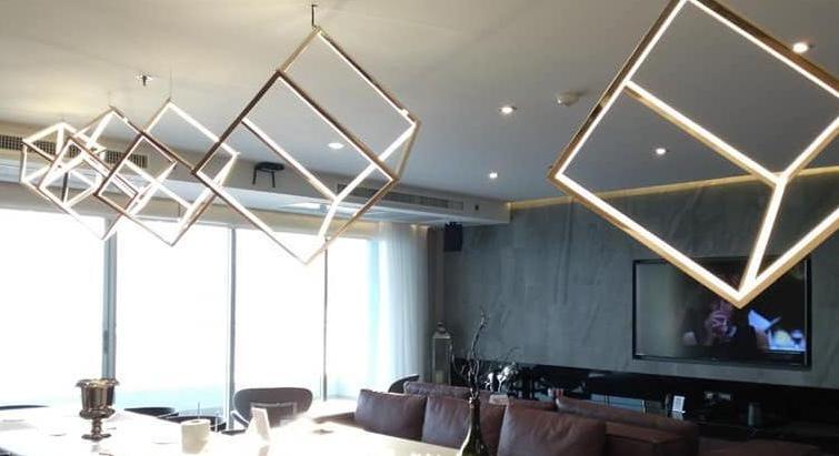 Like Penthhouse Lumpini Park Beach 20st floor 156 Sqm