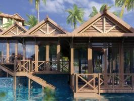 Hawaii Sahl Hasheesh is directly sea view resort