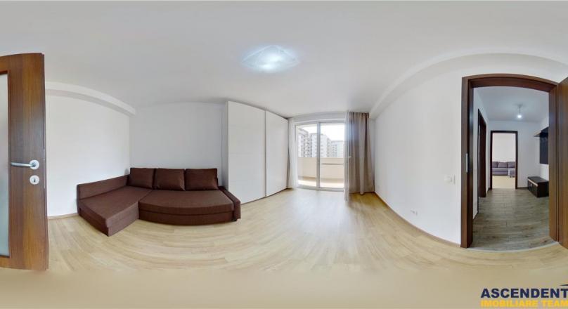 EXPLORE VIRTUALLY! Bright apartment, two terraces, Urban, Brasov