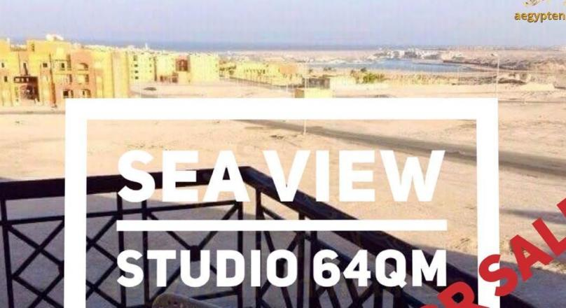 Unique opportunity - large studio with sea views