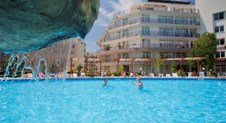 Apartment on beach sea in Bulgaria
